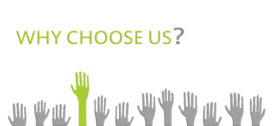 Why Choose Us? - Scirange Publications