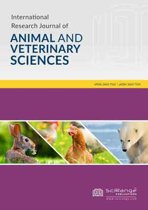 International Research Journal of Animal and Veterinary Sciences