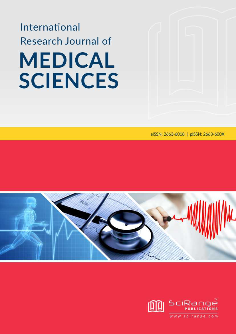 International Research Journal of Medical Sciences