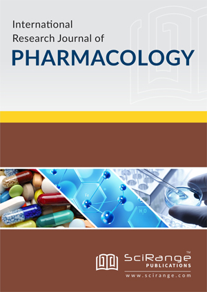 International Research Journal of Pharmacology